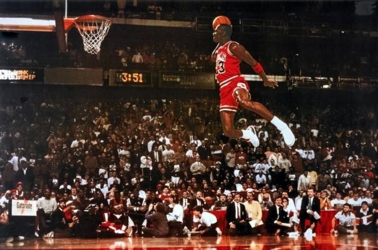 Michael-Jordan Sucesso