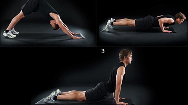 Yoga Push-ups