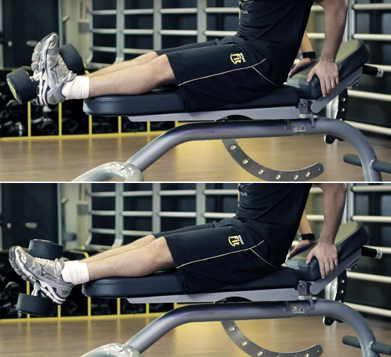 Tibial Anterior - Smart Fit